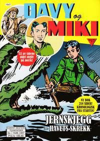 Cover Thumbnail for Davy og Miki (Hjemmet / Egmont, 2014 series) #17