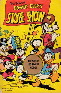 Cover Thumbnail for Donald Ducks Show (Hjemmet / Egmont, 1957 series) #[4] - Store show [1959]