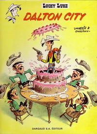 Cover Thumbnail for Lucky Luke (Dargaud, 1968 series) #34 - Dalton City