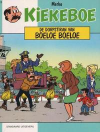 Cover Thumbnail for Kiekeboe (Standaard Uitgeverij, 1990 series) #3