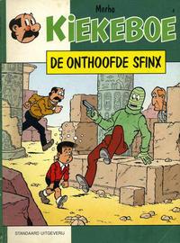 Cover Thumbnail for Kiekeboe (Standaard Uitgeverij, 1990 series) #4