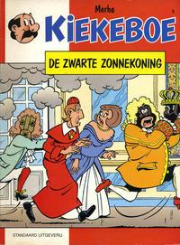 Cover Thumbnail for Kiekeboe (Standaard Uitgeverij, 1990 series) #9