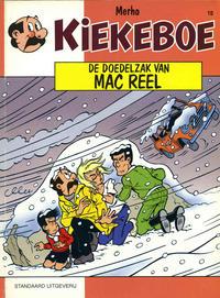 Cover Thumbnail for Kiekeboe (Standaard Uitgeverij, 1990 series) #10