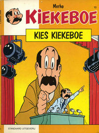 Cover Thumbnail for Kiekeboe (Standaard Uitgeverij, 1990 series) #13