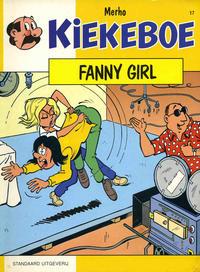 Cover Thumbnail for Kiekeboe (Standaard Uitgeverij, 1990 series) #17 - Fanny Girl