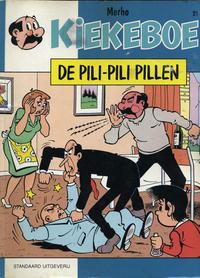 Cover Thumbnail for Kiekeboe (Standaard Uitgeverij, 1990 series) #21