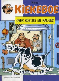 Cover Thumbnail for Kiekeboe (Standaard Uitgeverij, 1990 series) #28