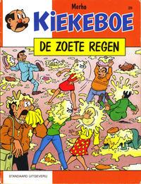 Cover Thumbnail for Kiekeboe (Standaard Uitgeverij, 1990 series) #29