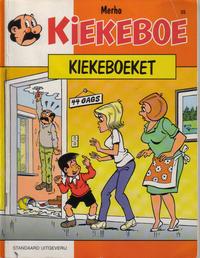 Cover Thumbnail for Kiekeboe (Standaard Uitgeverij, 1990 series) #35