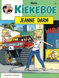 Cover Thumbnail for Kiekeboe (Standaard Uitgeverij, 1990 series) #37