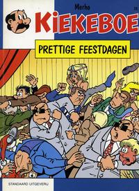 Cover Thumbnail for Kiekeboe (Standaard Uitgeverij, 1990 series) #38