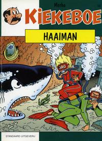 Cover Thumbnail for Kiekeboe (Standaard Uitgeverij, 1990 series) #58