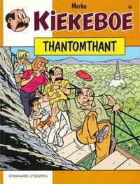 Cover Thumbnail for Kiekeboe (Standaard Uitgeverij, 1990 series) #68 - Thantomthant