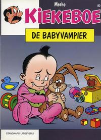 Cover Thumbnail for Kiekeboe (Standaard Uitgeverij, 1990 series) #80