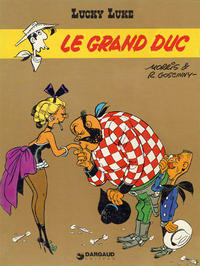 Cover Thumbnail for Lucky Luke (Dargaud, 1968 series) #40 - Le grand duc