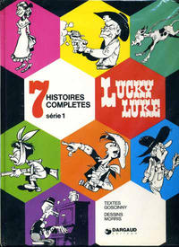 Cover Thumbnail for Lucky Luke (Dargaud, 1968 series) #42 - 7 histoires complètes - Série 1