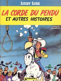 Cover Thumbnail for Lucky Luke (Dargaud, 1968 series) #49 - La corde du pendu et autres histoires