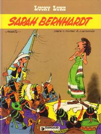 Cover Thumbnail for Lucky Luke (Dargaud, 1968 series) #50 - Sarah Bernhardt