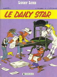 Cover Thumbnail for Lucky Luke (Dargaud, 1968 series) #53 - Le Daily Star