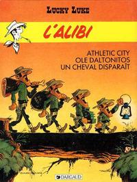 Cover Thumbnail for Lucky Luke (Dargaud, 1968 series) #58 - L'alibi