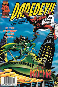 Cover Thumbnail for Daredevil (Marvel, 1964 series) #363 [Newsstand]