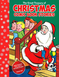 Cover Thumbnail for The Great Treasury of Christmas Comic Book Stories (IDW, 2018 series)