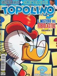 Cover Thumbnail for Topolino (The Walt Disney Company Italia, 1988 series) #2781