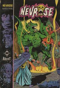Cover Thumbnail for Névrose (Arédit-Artima, 1985 series) #6