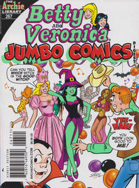 Cover Thumbnail for Betty and Veronica Double Digest Magazine (Archie, 1987 series) #267