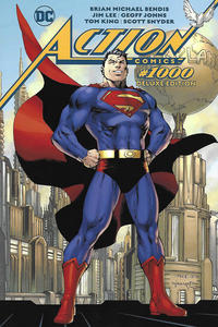 Cover Thumbnail for Action Comics #1000: The Deluxe Edition (DC, 2018 series)