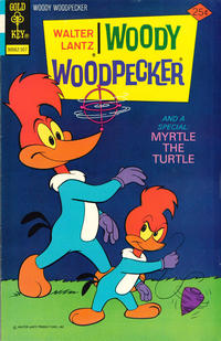 Cover Thumbnail for Walter Lantz Woody Woodpecker (Western, 1962 series) #144 [Gold Key]