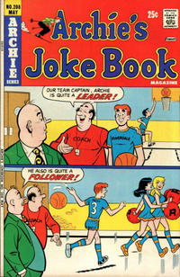 Cover Thumbnail for Archie's Joke Book Magazine (Archie, 1953 series) #208