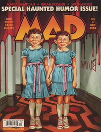 Cover Thumbnail for Mad (EC, 2018 series) #4