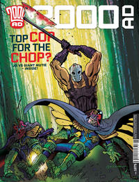 Cover Thumbnail for 2000 AD (Rebellion, 2001 series) #1975