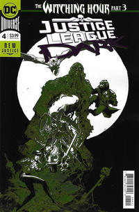 Cover Thumbnail for Justice League Dark (DC, 2018 series) #4 [Riley Rossmo Foil Cover]