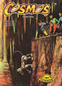 Cover Thumbnail for Cosmos (Arédit-Artima, 1967 series) #14