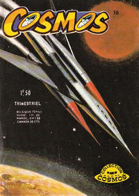Cover Thumbnail for Cosmos (Arédit-Artima, 1967 series) #16