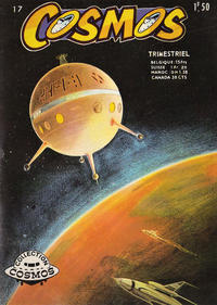 Cover Thumbnail for Cosmos (Arédit-Artima, 1967 series) #17