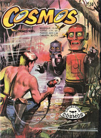 Cover Thumbnail for Cosmos (Arédit-Artima, 1967 series) #18
