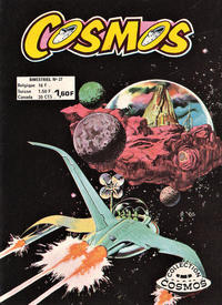 Cover Thumbnail for Cosmos (Arédit-Artima, 1967 series) #27