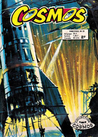 Cover Thumbnail for Cosmos (Arédit-Artima, 1967 series) #28