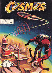 Cover Thumbnail for Cosmos (Arédit-Artima, 1967 series) #29