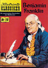 Cover for Illustrierte Klassiker [Classics Illustrated] (Norbert Hethke Verlag, 1991 series) #110 - Benjamin Franklin