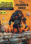 Cover for Illustrierte Klassiker [Classics Illustrated] (Norbert Hethke Verlag, 1991 series) #111 - Der Zusammenbruch