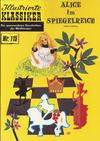 Cover for Illustrierte Klassiker [Classics Illustrated] (Norbert Hethke Verlag, 1991 series) #115 - Alice im Spiegelreich