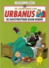 Cover for De avonturen van Urbanus (Standaard Uitgeverij, 1996 series) #139 - De Ghostprutsers gaan verder