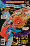 Cover for DC Comics Presents (DC, 1978 series) #22 [Whitman]