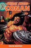 Cover for Savage Sword of Conan (Dark Horse, 2007 series) #19