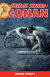 Cover for Savage Sword of Conan (Dark Horse, 2007 series) #20