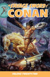 Cover for Savage Sword of Conan (Dark Horse, 2007 series) #22